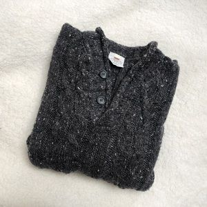 Vintage Bonner of Ireland Cable Knit Sweater